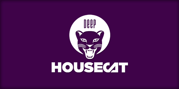 Deep House Cat Header