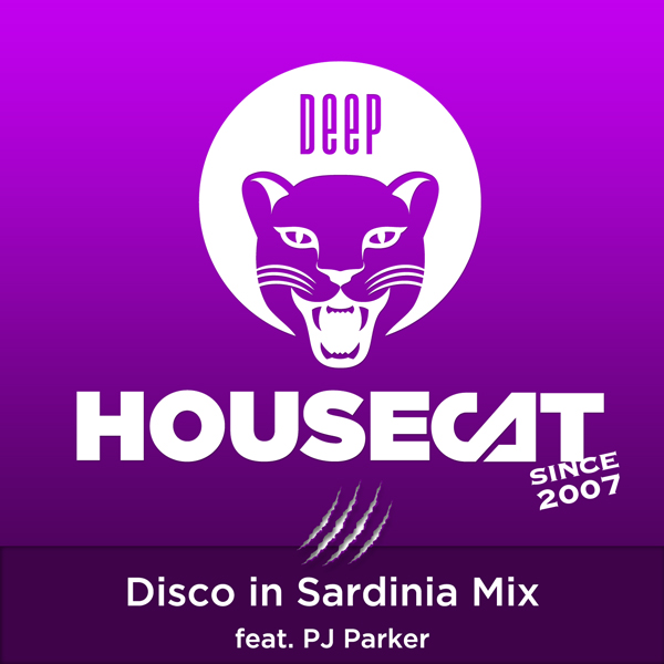 Disco in Sardinia Mix - feat. PJ Parker