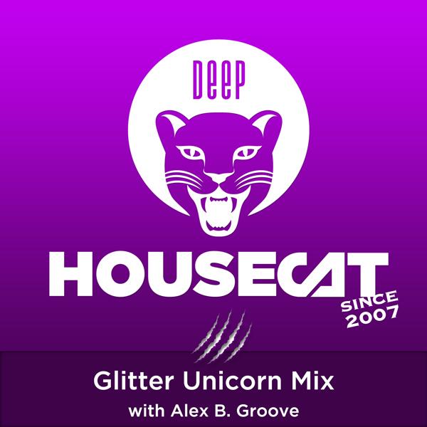 Glitter Unicorn Mix - with Alex B. Groove
