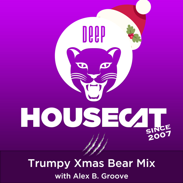 Trumpy Xmas Bear Mix - with Alex B. Groove
