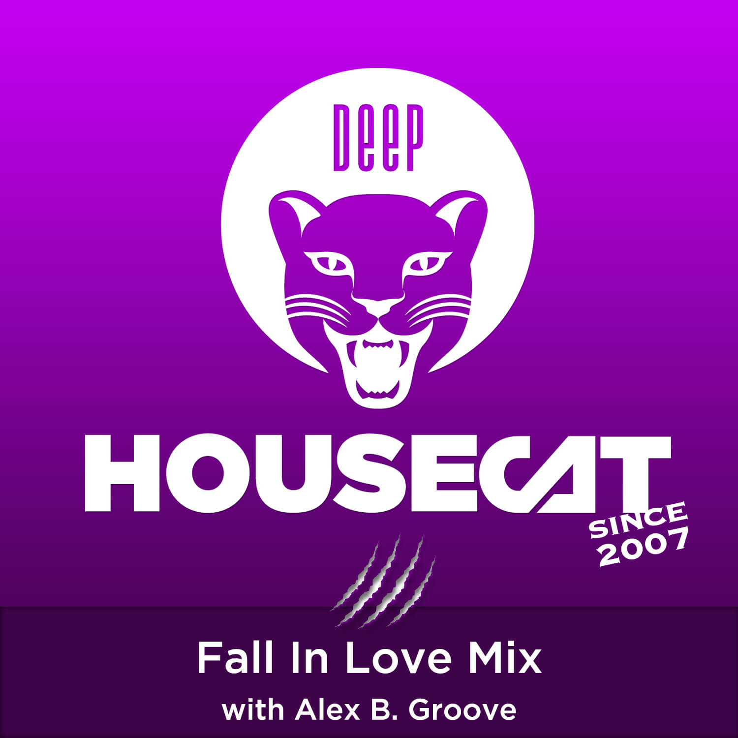 Fall In Love Mix - with Alex B. Groove