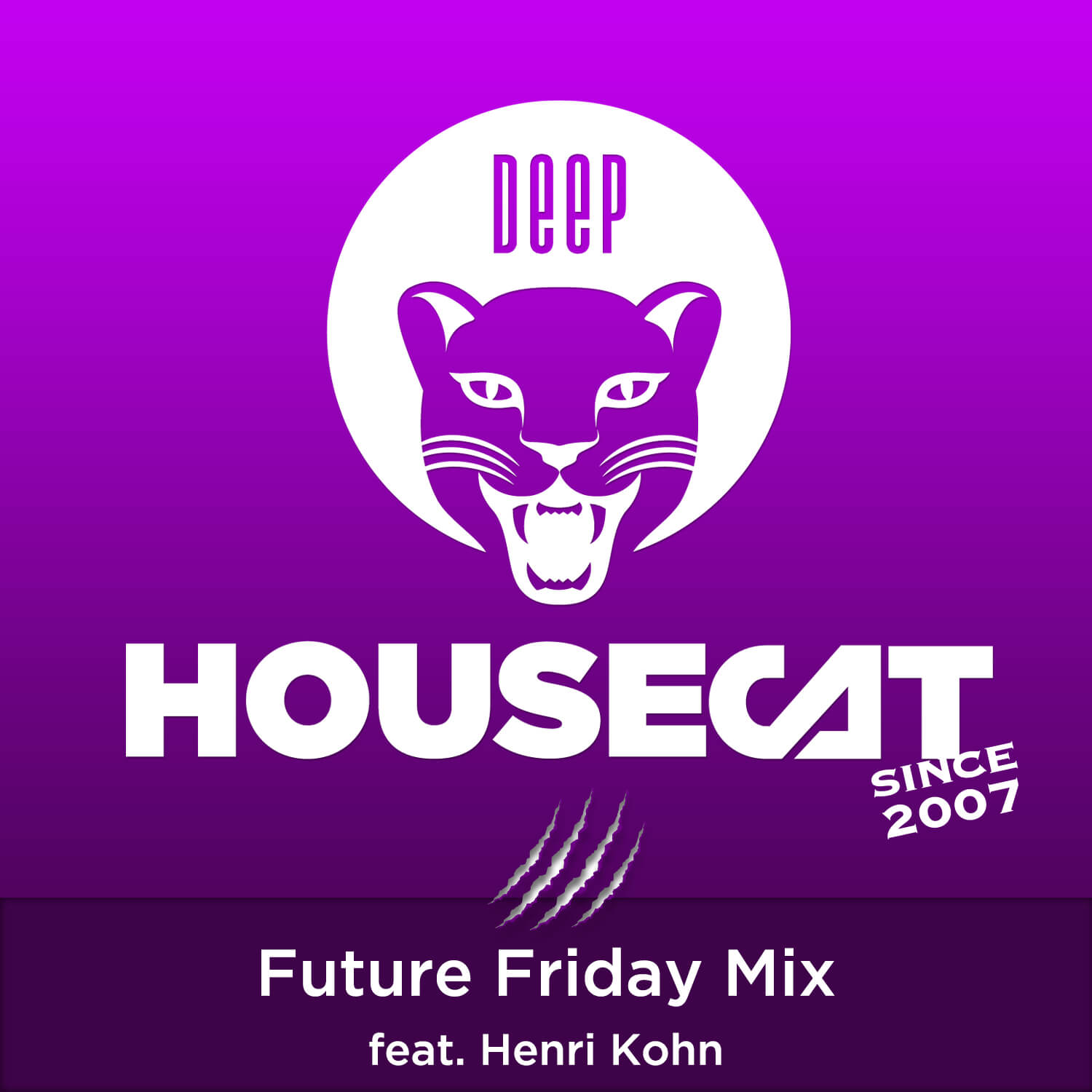 Future Friday Mix - feat. Henri Kohn